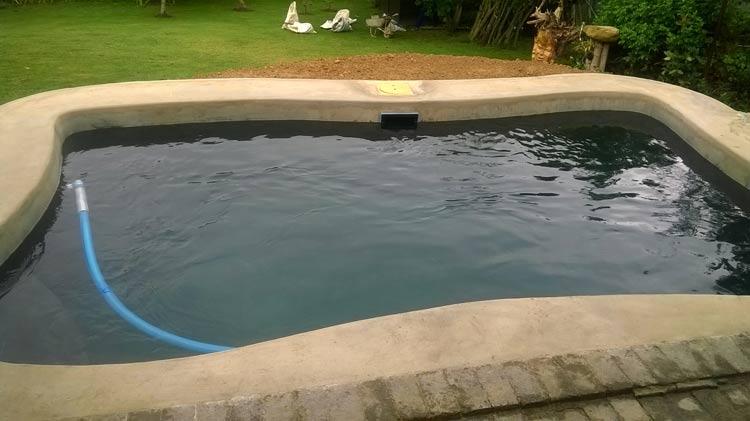 Marbelite Swimming Pool Build