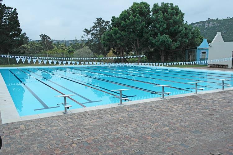 Plettenberg Bay Gym Swimming Pool