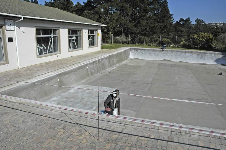 Plettenberg Bay Gym Pool