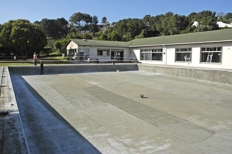 Plettenberg Bay Gyms Pool